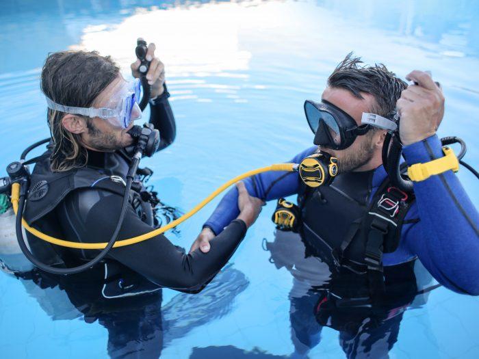 Diving Course, Scuba Diving