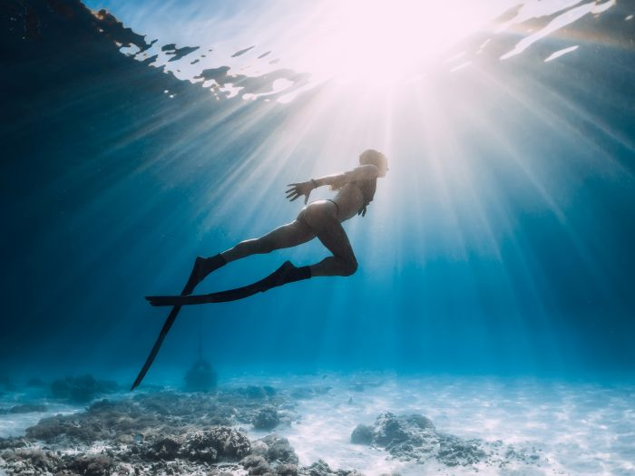 Local Diving, Freediving